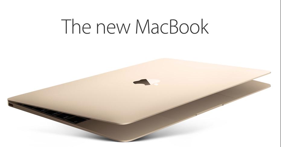 The New Macbook